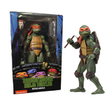"koolaz-ltd - NECA Teenage Mutant Ninja Turtles (1990) - Michelangelo 7"" Action Figure - NECA - Figure"