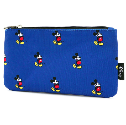 Loungefly X Disney Mickey Mouse AOP Pencil Case