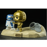 koolaz-ltd - Star Wars - C-3PO and R2-D2 Escape Pod Landing Movie Moments Pop! Vinyl Figure 2-Pack - Funko - Pop Vinyl