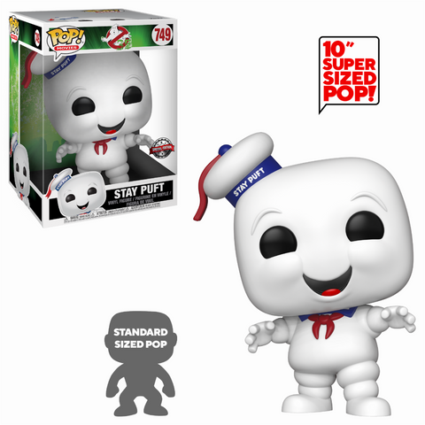 Funko Ghostbusters Stay Puft marshmallow man