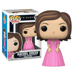Friends - Rachel Green in Pink Dress Pop! Vinyl Figure