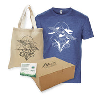 Load image into Gallery viewer, Nature NL 2019 Membership Gift Package with T-Shirt