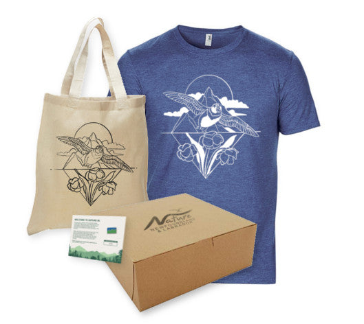 Nature NL 2019 Membership Gift Package with T-Shirt