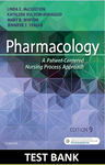 Pharmacology, A Patient-Centered Nursing Process Approach 9th edition Test Bank