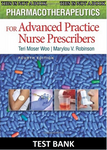 Pharmacotherapeutics for advanced practice nurse prescribers 4th Edition TEST BANK