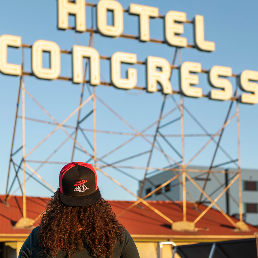 Hotel Congress Trucker Hat