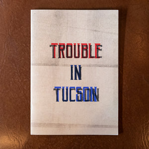 Trouble in Tucson Book