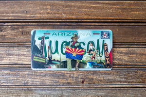 Tucson License Plate