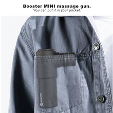 Load image into Gallery viewer, Booster MINI Muscle Gun: MID JUNE PREORDER