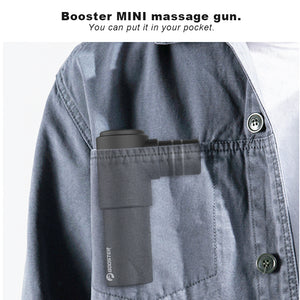 Booster MINI Muscle Gun: MID JUNE PREORDER
