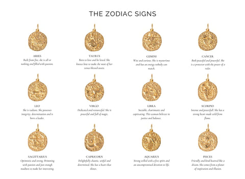 The meaning of your zodiac sign