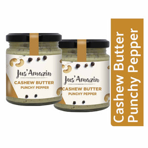 Cashew ButterCashew Butter: Punchy Pepper (Pack of 2)
