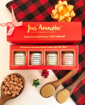 Cashew ButterPeanut Butter Gift Box