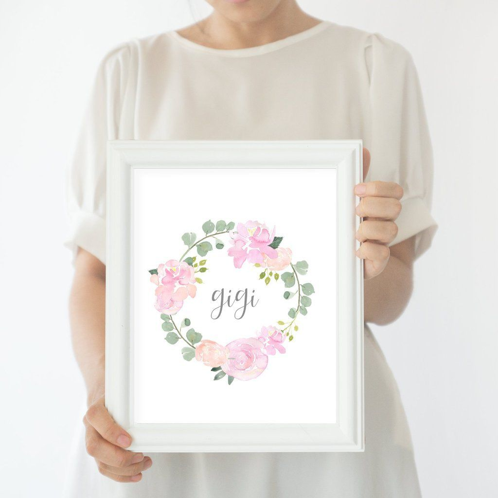 Light Pink and Grey #1 // Set of 3 Prints Nursery Prints TheGracefulGoose
