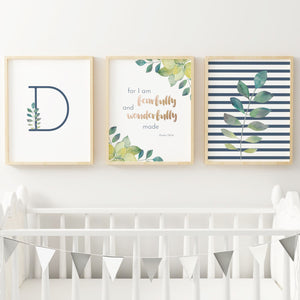 Prehistoric Series Nursery Print Set #1