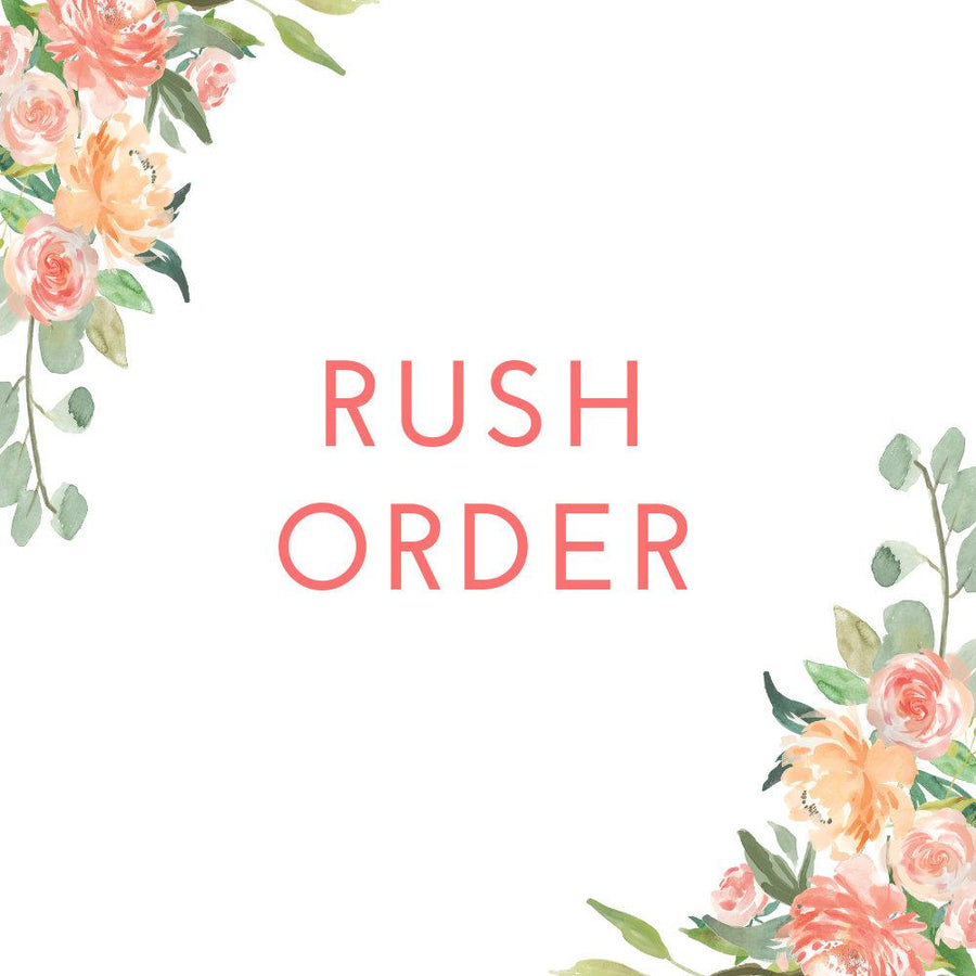 Rush Order | Baby Blankets | The Graceful Goose