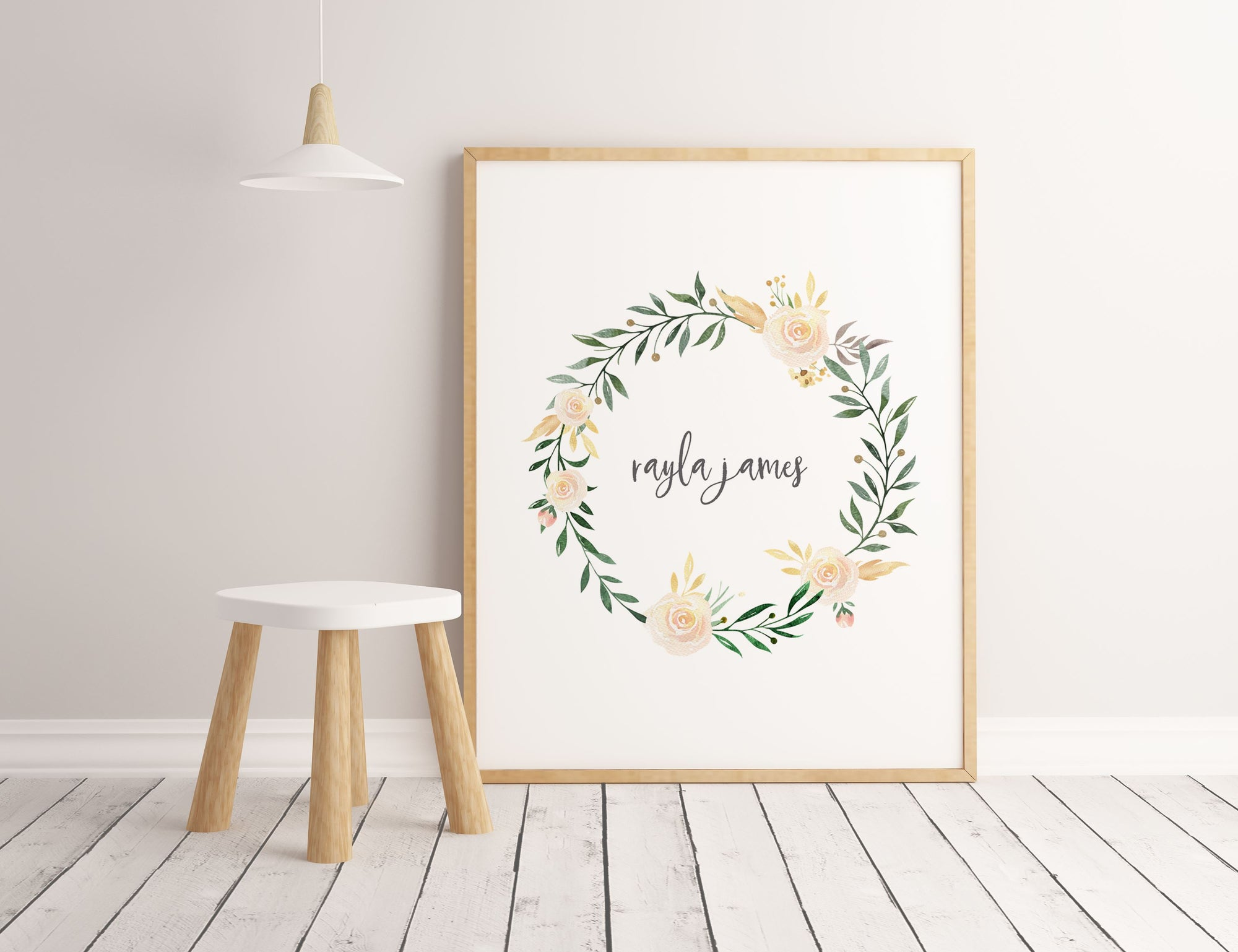 Soft Blush #1 // Set of 3 Prints Nursery Prints The Graceful Goose