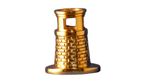 Lighthouse Polished Brass Base PN L-9