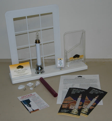 Window Candle Evaluation Package PN-WCEP