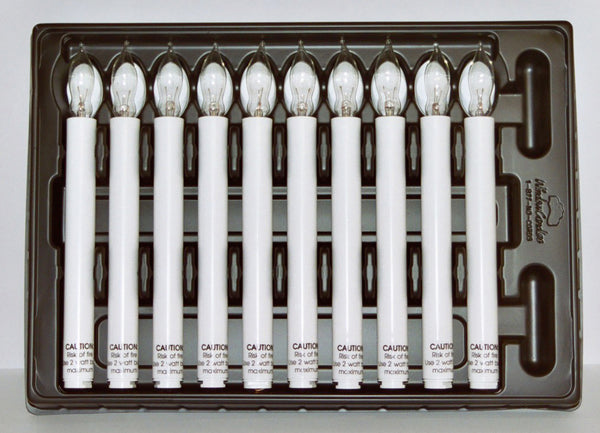 Candles 10-Pack PN WC10