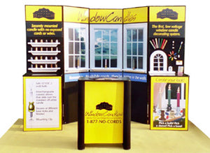 Trade Show Booth - Large