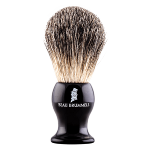 badger brush shaving brush shave brush wet shaving beau brummell