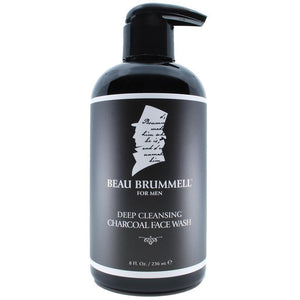 mens face wash facial cleanser for men beau brummell