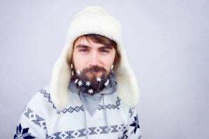 hip beard full beard beard ornaments beau brummell