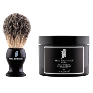 perfect shave beau brummell