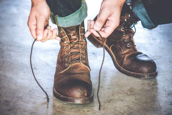Shoes Every Guy Should Own this Fall