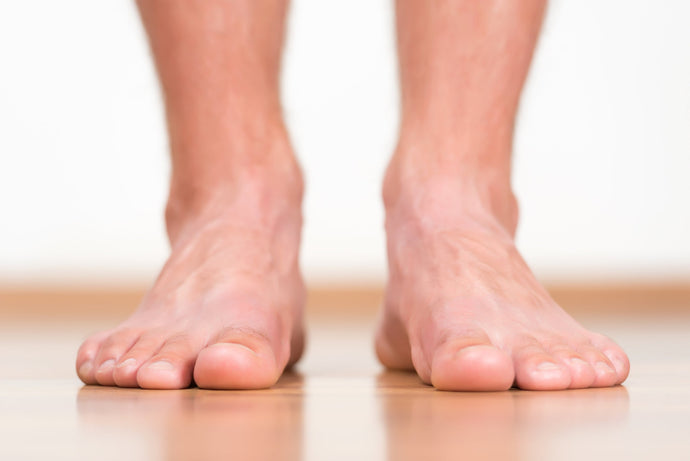 Foot Fungus, Athlete's Foot & How to Deal