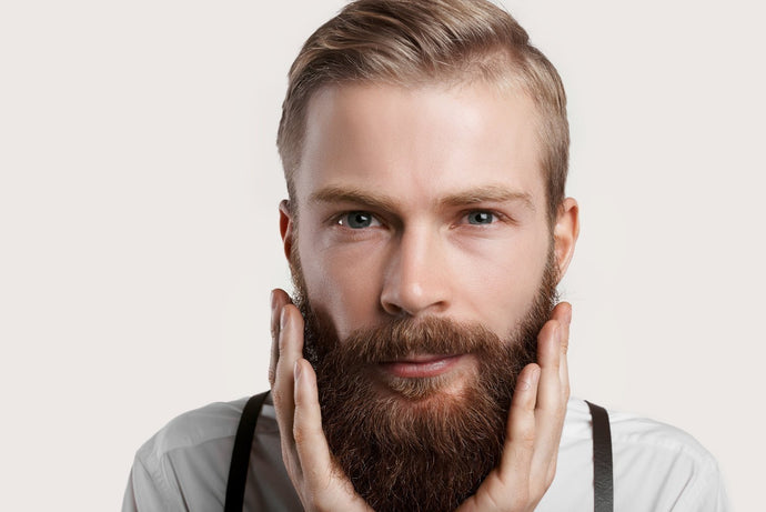 How to Prevent Itching while Growing a Beard