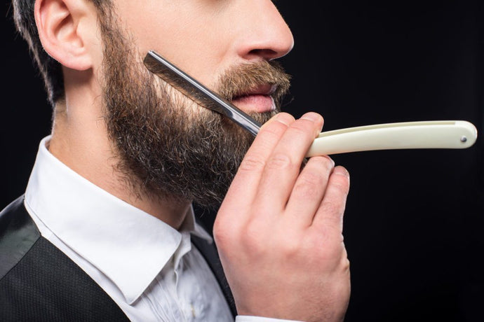 Tips for shaving with a straight razor