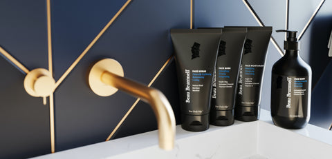 Beau Brummell Men's Grooming products mens skincare