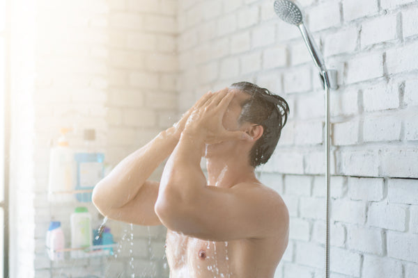 mens grooming products mens skin care showering tips for men