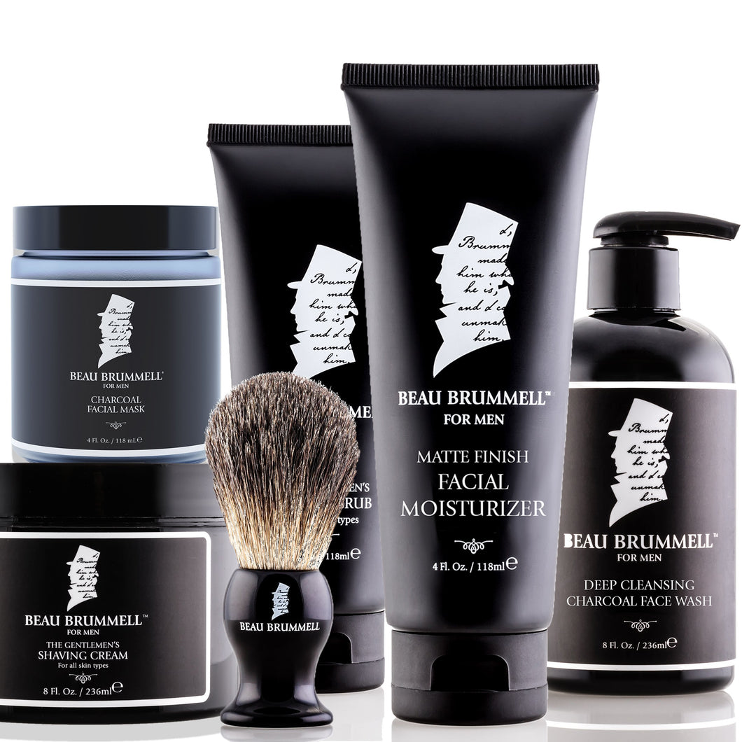 Beau Brummell for Men Grooming Connoisseur Set