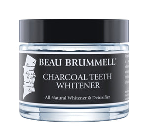 Beau Brummell for Men Oral Charcoal Teeth Whitener