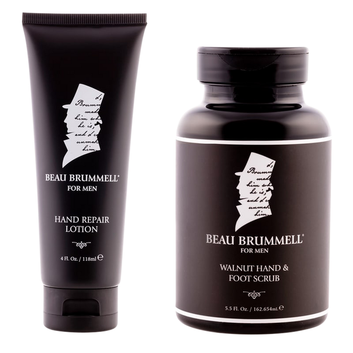 Beau Brummell Hand Care The Handsome Hands Bundle