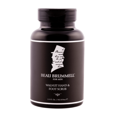 Beau Brummell Hand Care Walnut Hand & Foot Scrub