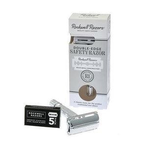 Beau Brummell Shaving Basic Double-Edge Safety Razor