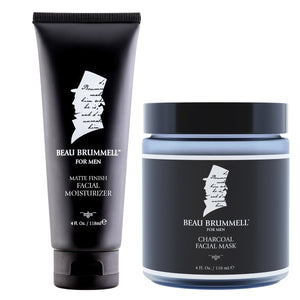 Beau Brummell Skin Care The Intense Moisture Bundle