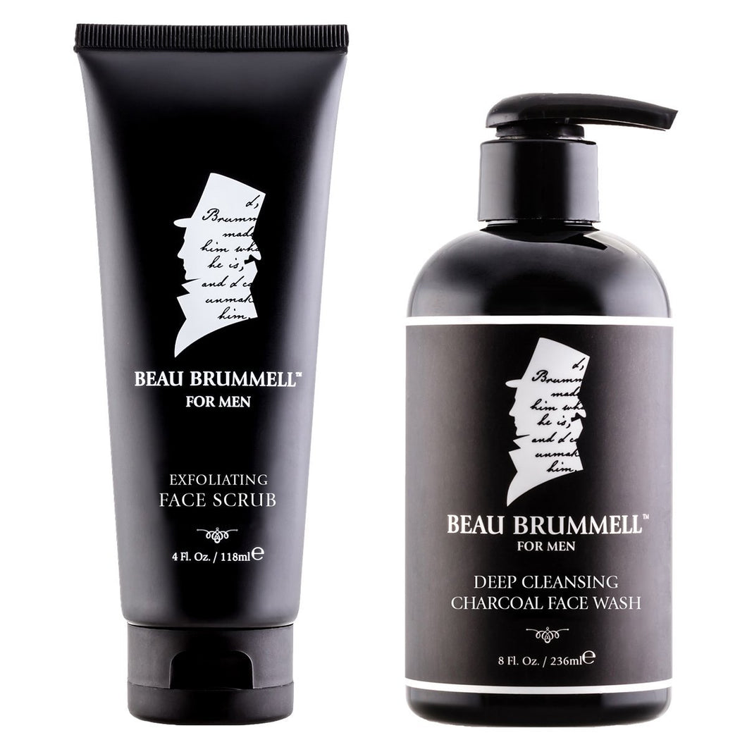 Beau Brummell Skin Care The Smooth Operator Bundle