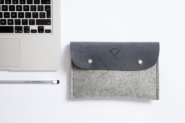 CABLE ORGANISER/ SCANDINAVIAN GREY