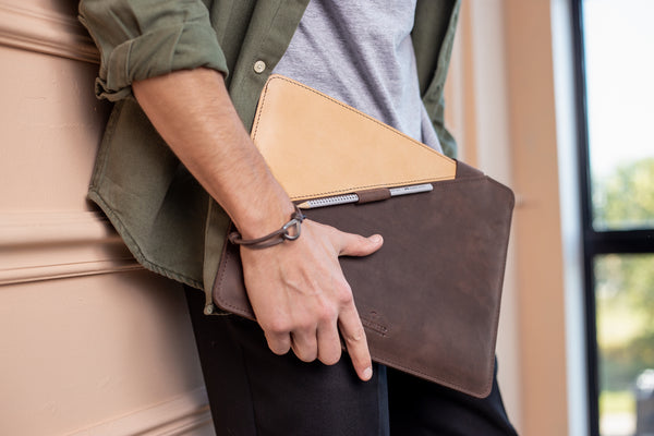 SECOND SKIN MacBook Case/ Oak Brown/