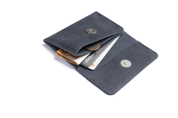 Minimalist wallet/ SCANDINAVIAN GREY