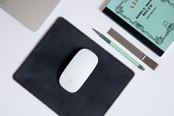 MOUSE PAD/ SCANDINAVIAN GREY