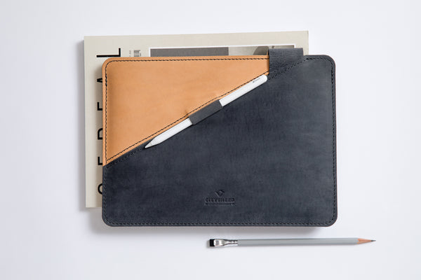 SLIM FIT iPad Case/ Scandinavian Grey/