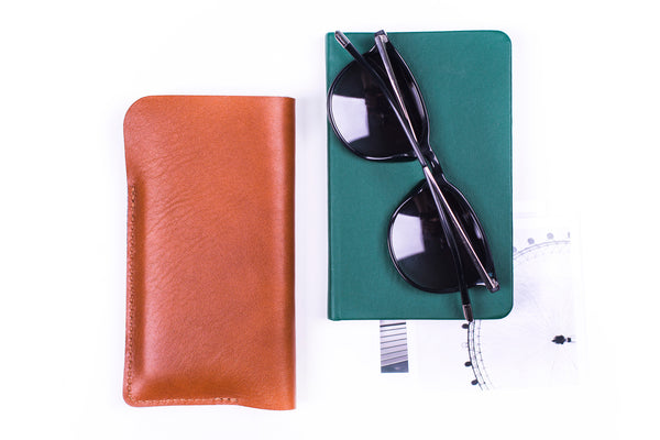Wallet case for iPhone/ Vegetable Tanned