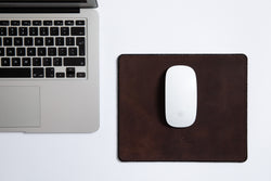 MOUSE PAD/ OAK BROWN