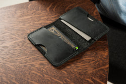 Wallets-card holders/ Classy Black